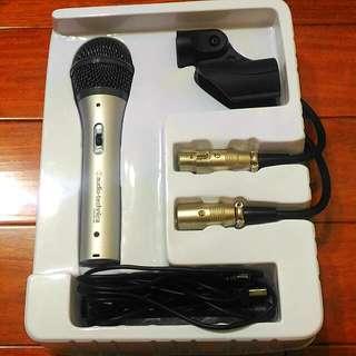 錄音設備全套-鐵三角ATR 2100 USB