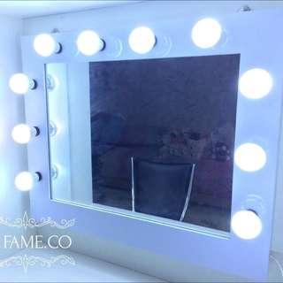 Kaca Makeup Vanity Mirror