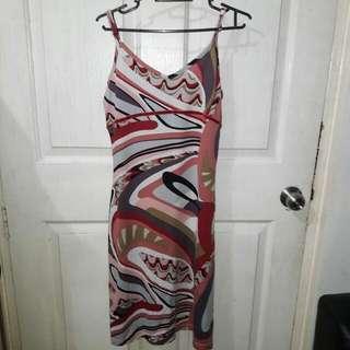 Preloved Body Hugging Dress