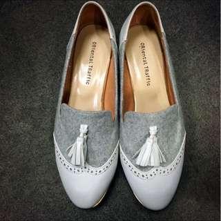 Oriental Traffic 厚底鞋