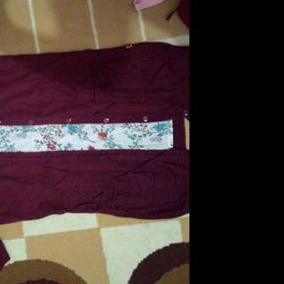 Baju model cardigan size S/M