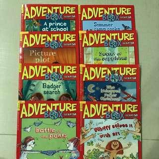 Adventure Box -199 To 206
