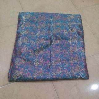 Sarung Bantal Handmade Songket