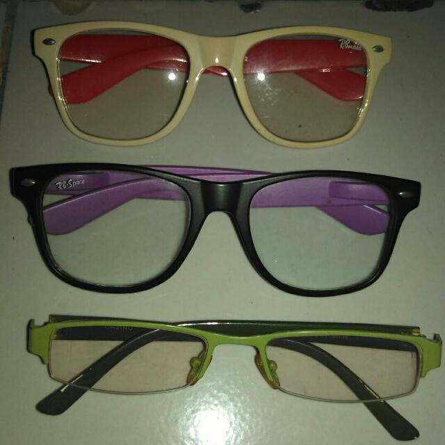 3 Kacamata =60k