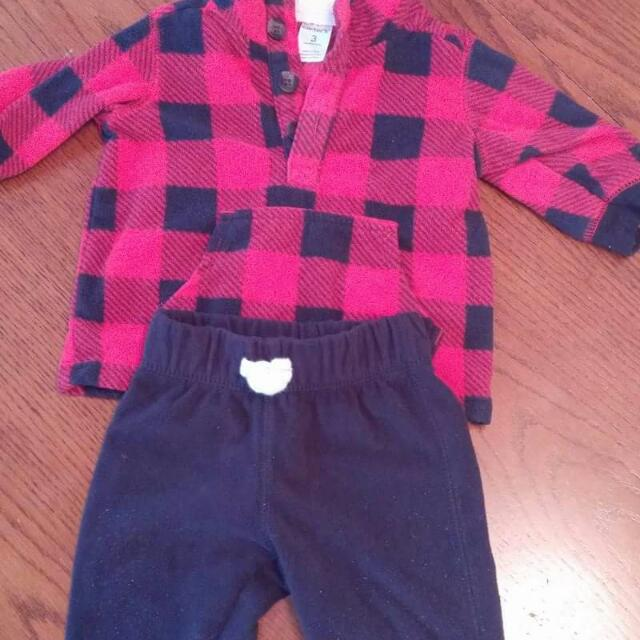 3 Month Winter Outfit