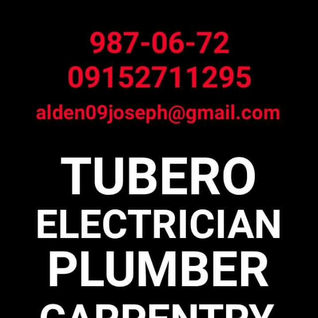 AJC PLUMBING TUBERO ELECTRICAL GENERAL SERVICES