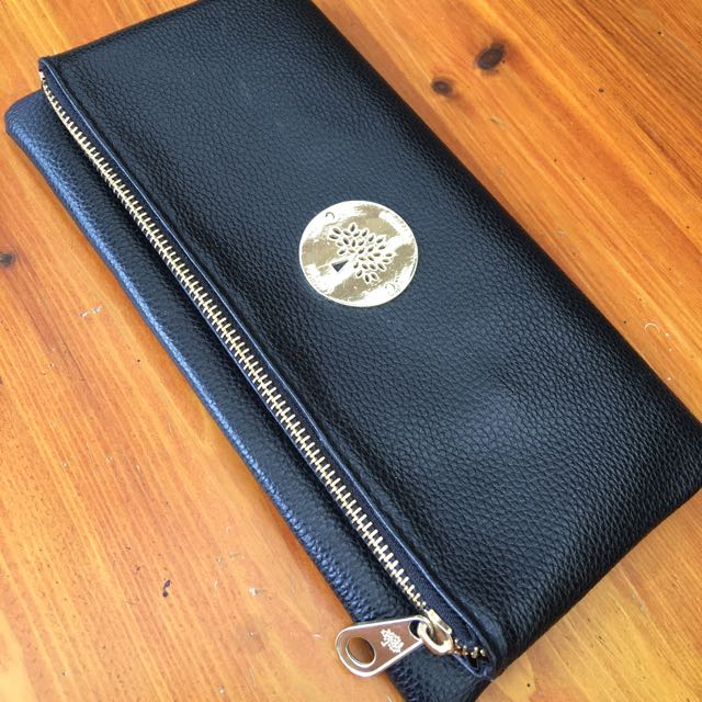 Authentic Mulberry Clutch Bag/wallet