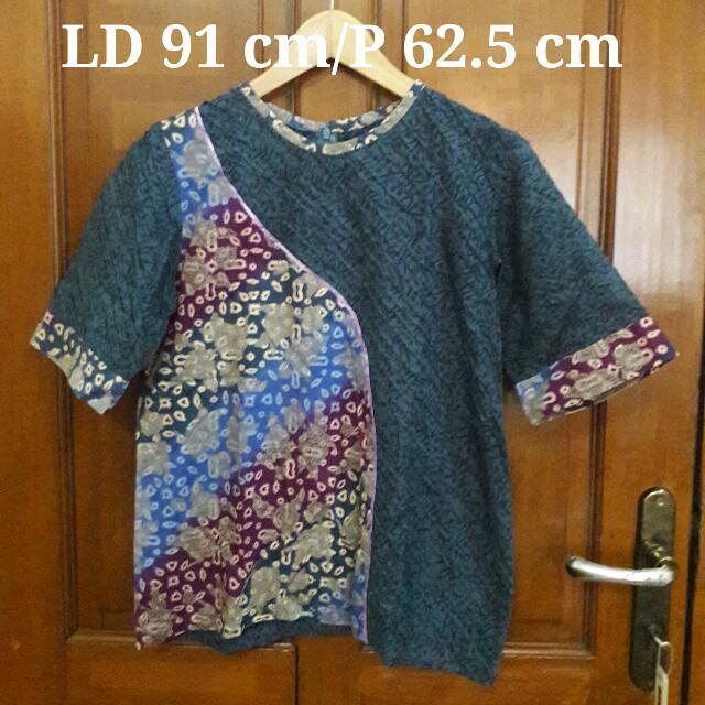 Batik Biru NC009
