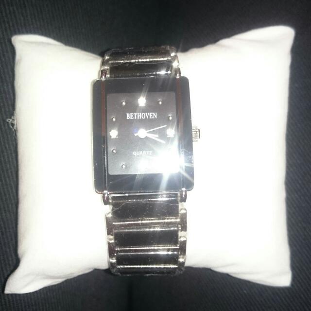 降降降全新Bethoven 貝多芬 晶鑽時刻 時尚錶