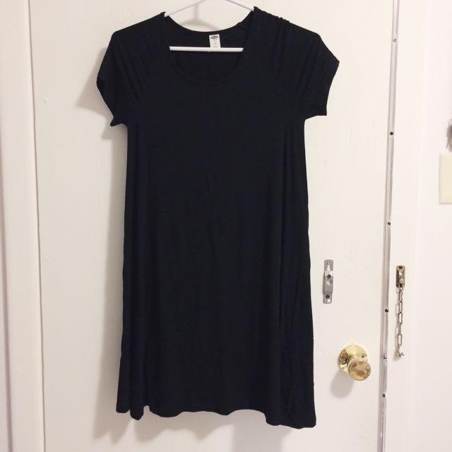 Black Dress (Old Navy)