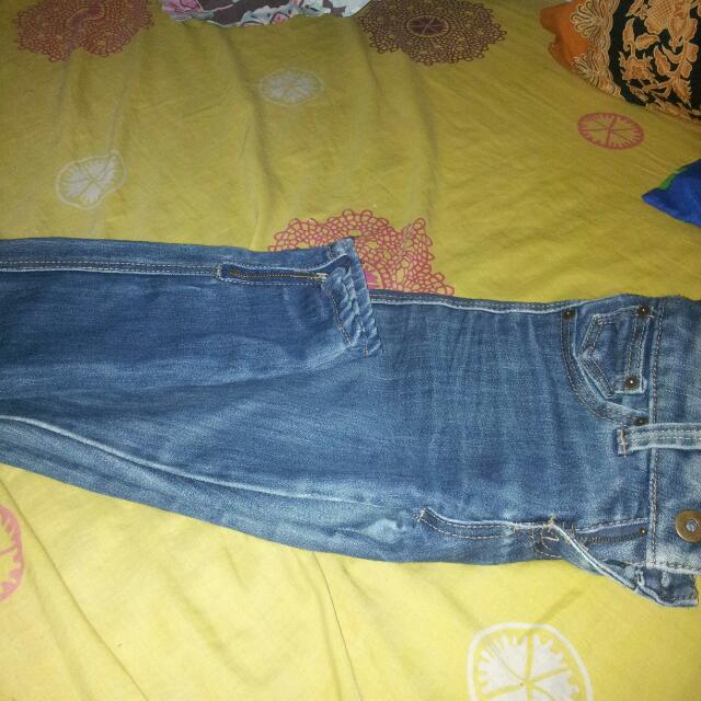 Body And Soul Jeans