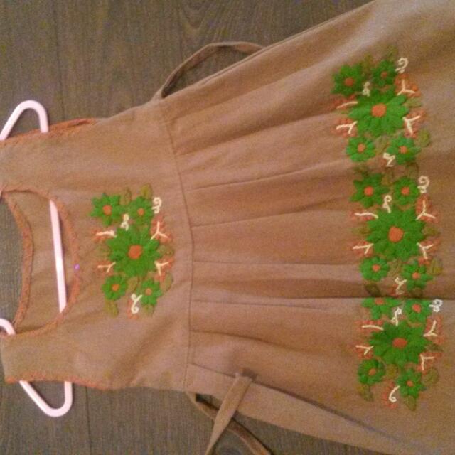 Brand Baby Dress