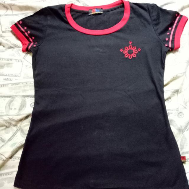 BW 3 Stars & a Sun Shirt