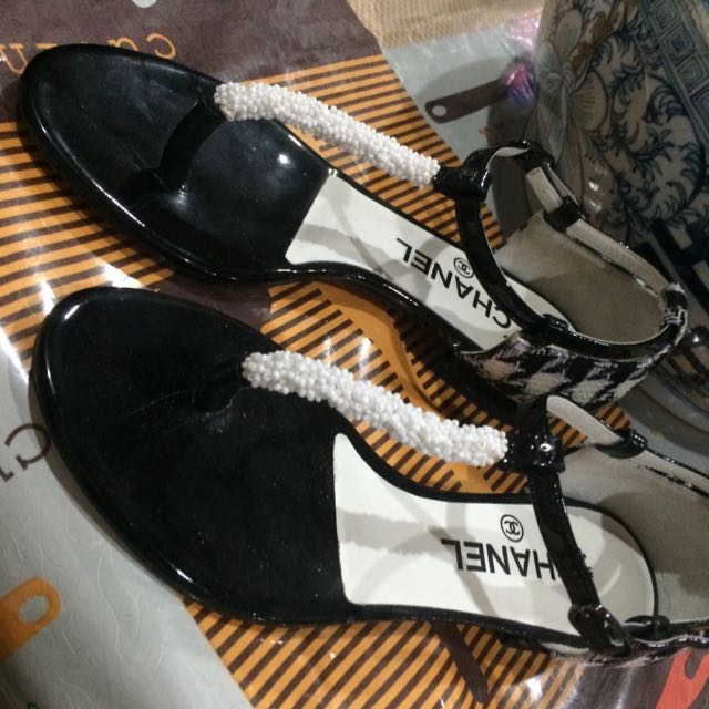 Chanel Shoes Not Used