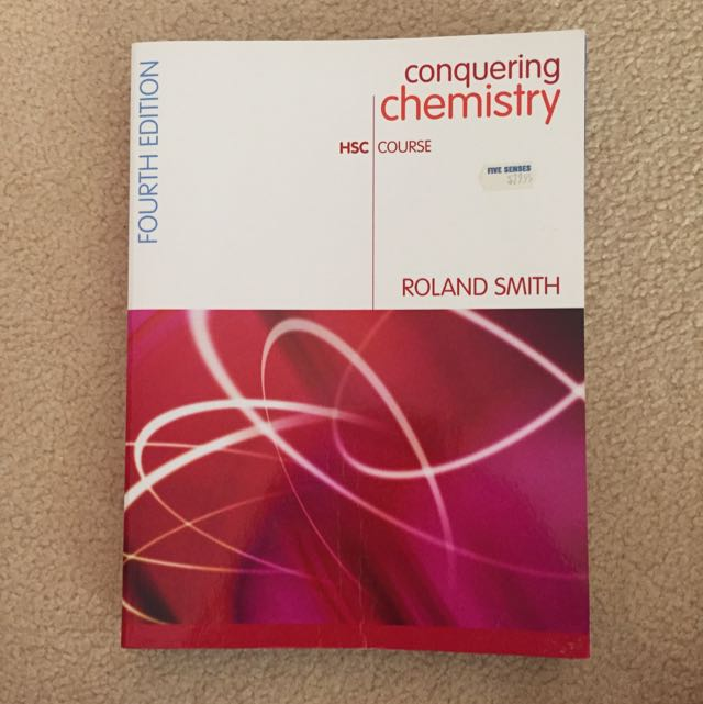 Conquering Chemistry (4th Ed) HSC