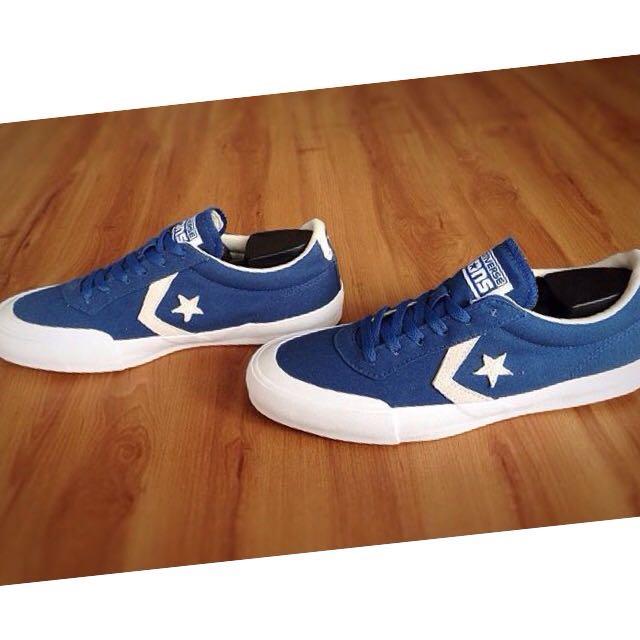 Converse Cons Storrow Ox Canvas Blue