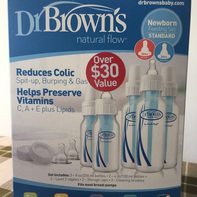 Dr brown's Feeding Bottle Set