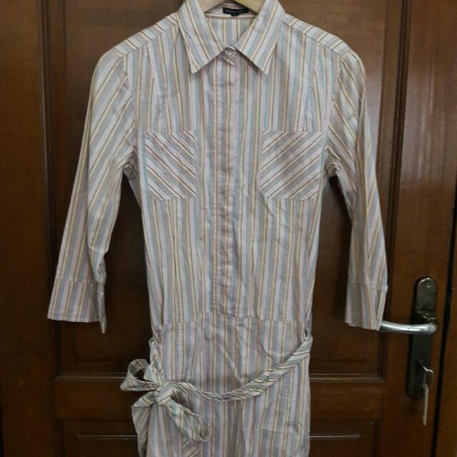 Dress Garis  NC012