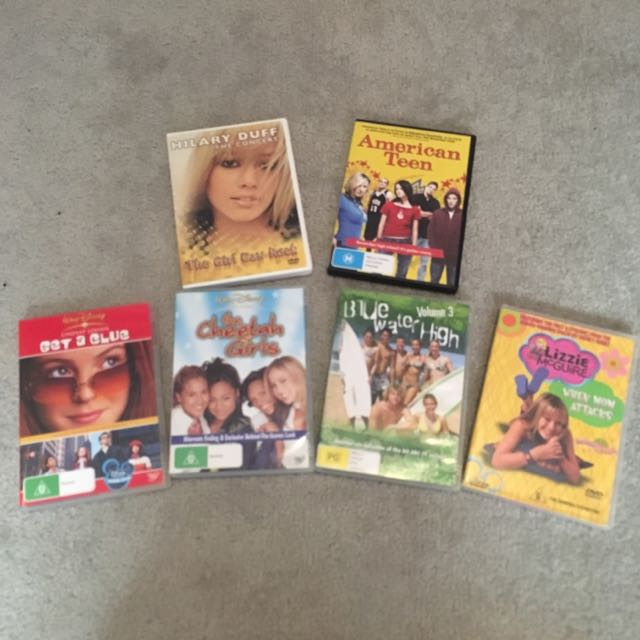 DVDs Children's