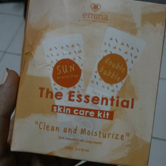Emina The Essential Skin Care Kit
