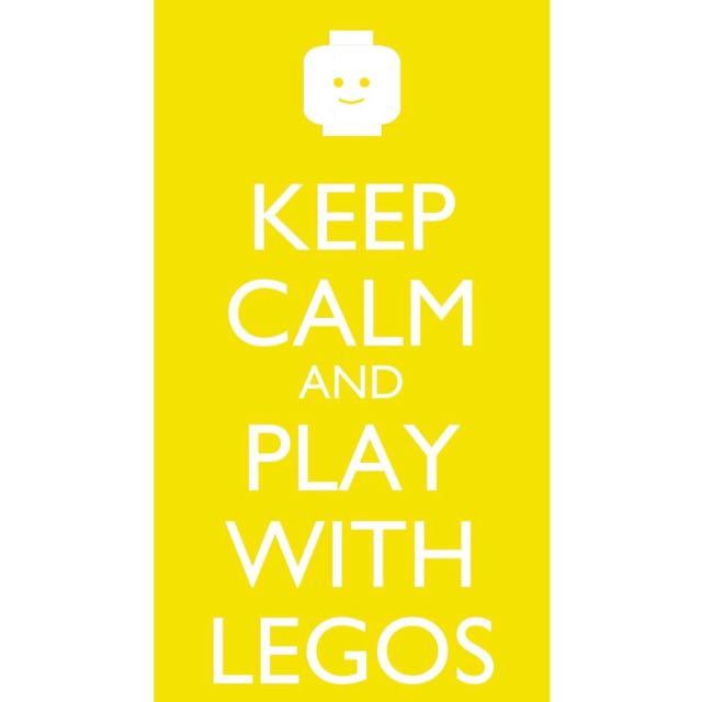 Everyone Loves Lego 💛