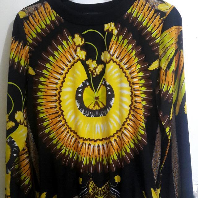 Forever 21 Blouse (Boho/Hippie Print)
