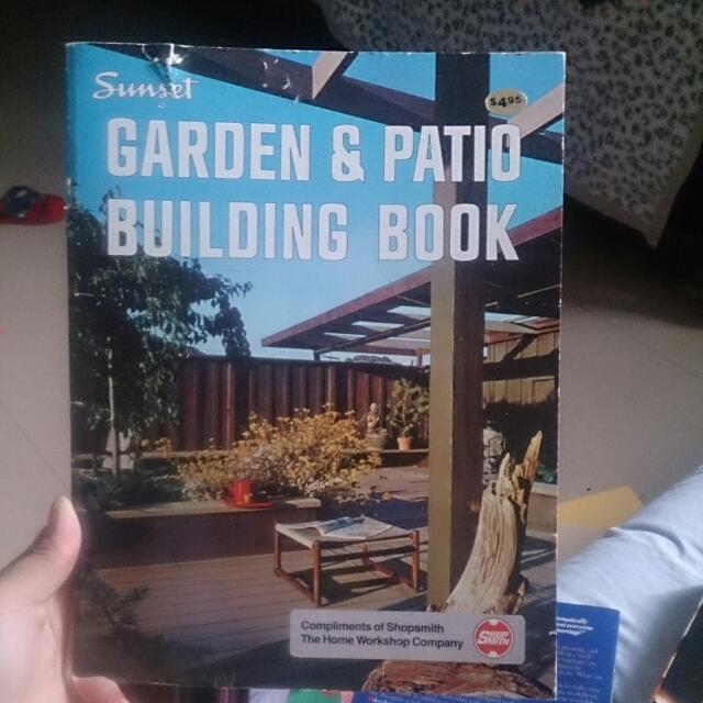 Garden & Patio Building Book