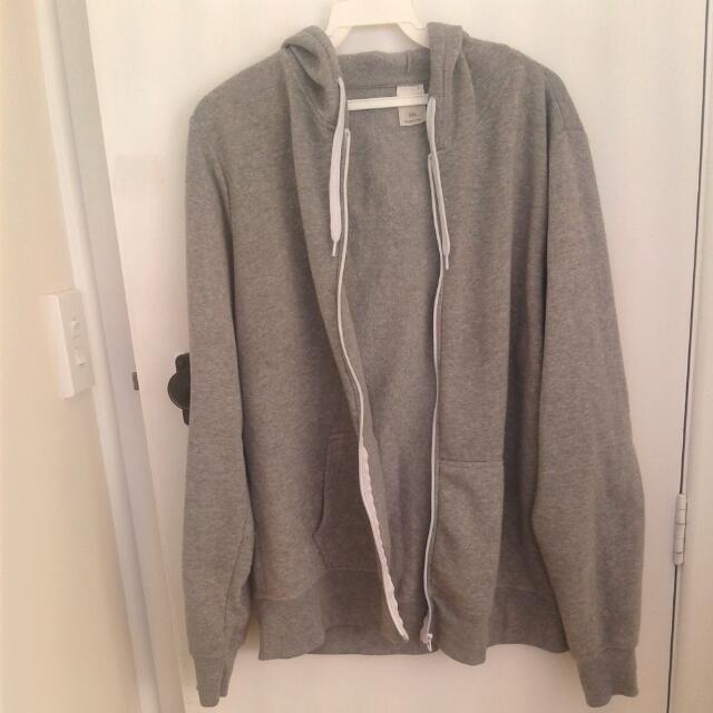 Grey Basics Jersey