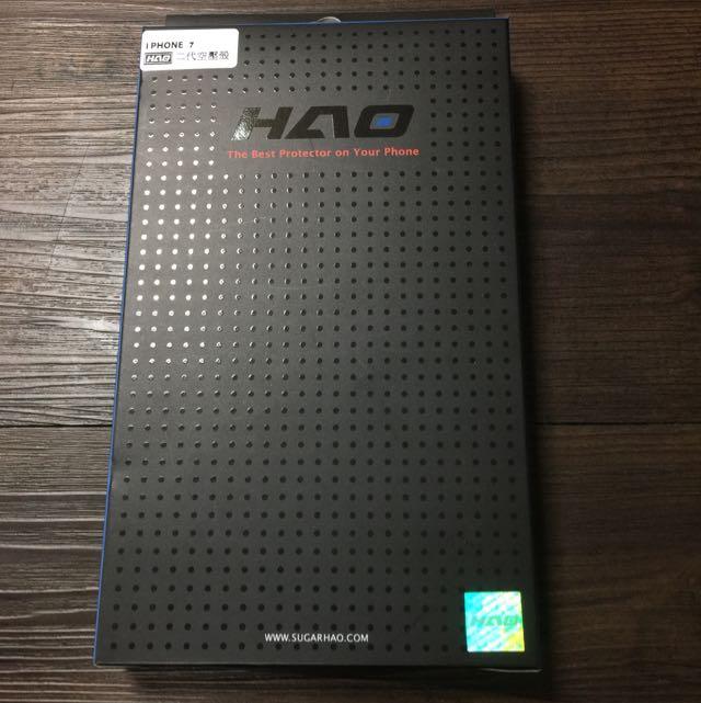 HAO 空壓殼 iphone7/iphone 7 Plus
