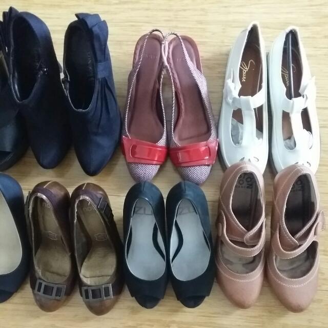 Heels Flats Boots Lipstik Zu Novo Spurr Size 4 Aus / IT35 / US 5
