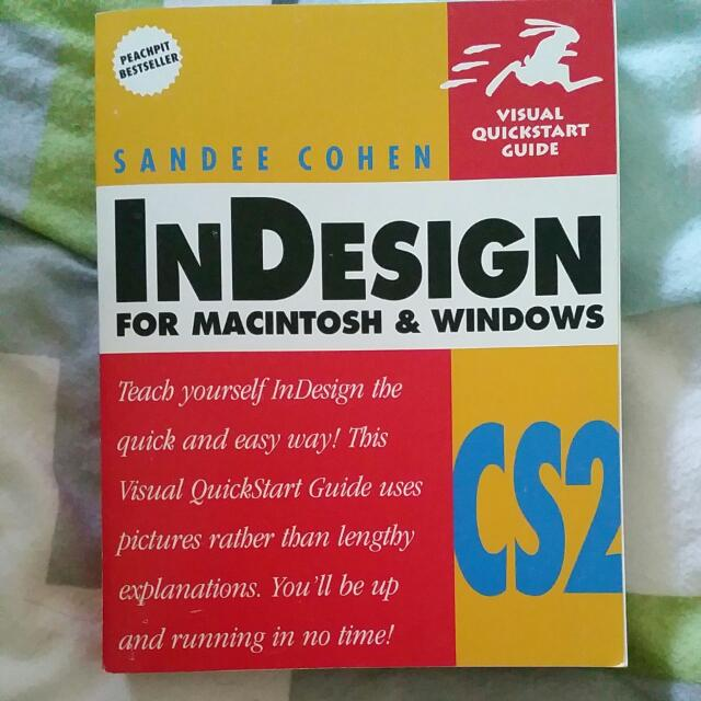 InDesign CS2 for Macintosh & Windows