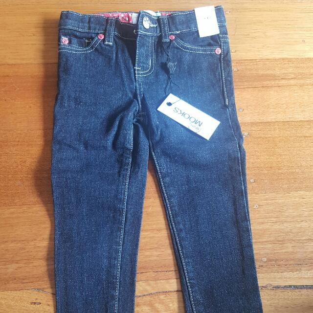 Jeans Size 2 (New With Tag)