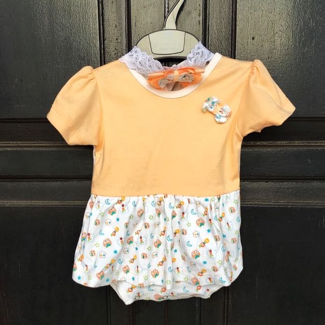 Kiddy Romper Dress