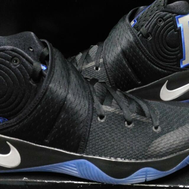 全新kyrie杜克大學限定籃球鞋