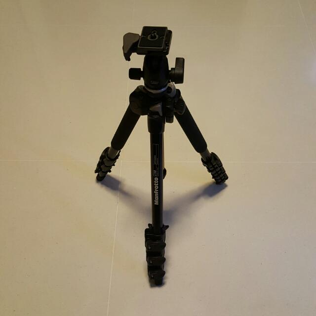 Manfrotto Tripod - Reserved