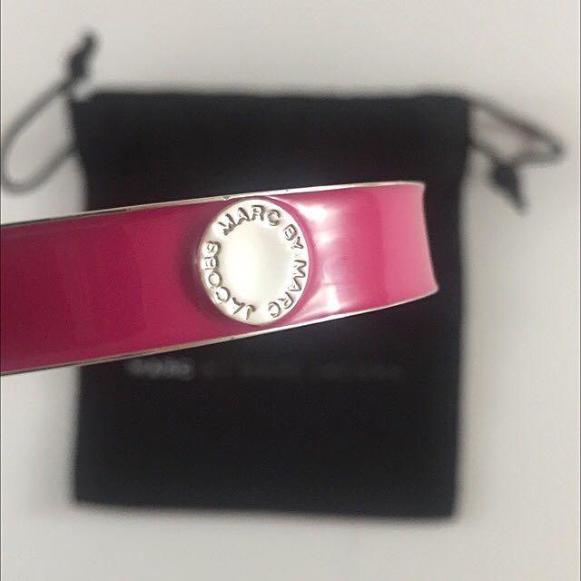 Marc By Marc Jacobs Pop Pink Bracelet
