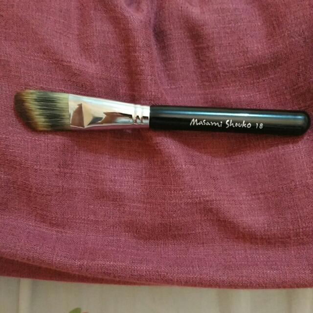 (New) Masami Shouko 18 Foundation Brush