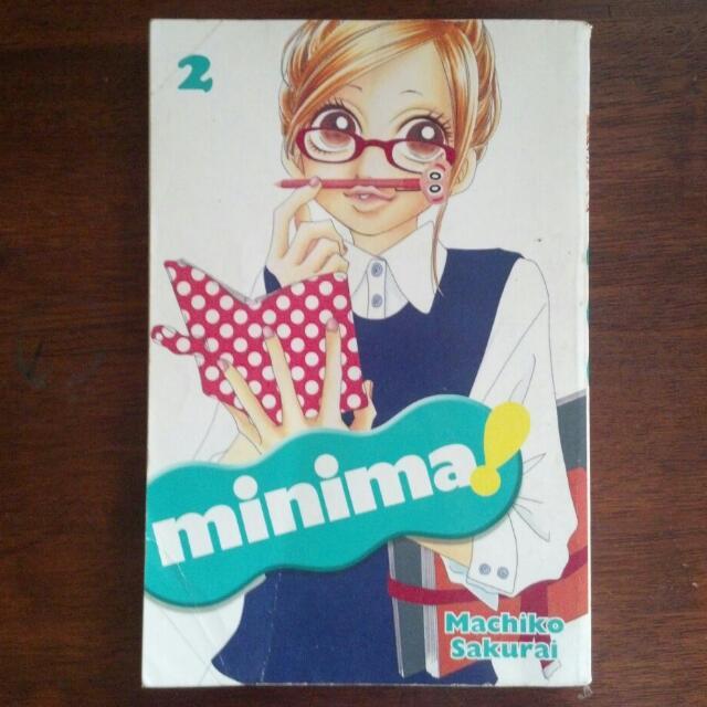 Minima Vol. 2 by Machiko Sakurai