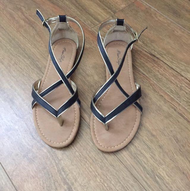 Miss Shop Summer Shoes Size 8