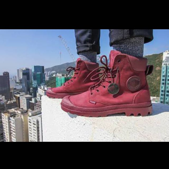 'Palladium' Boots