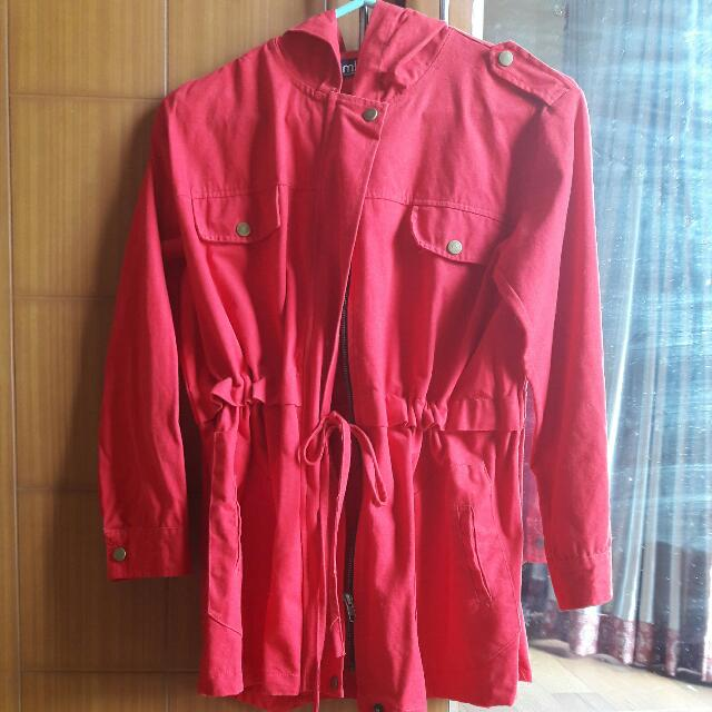 REPRICE!! Red Parka