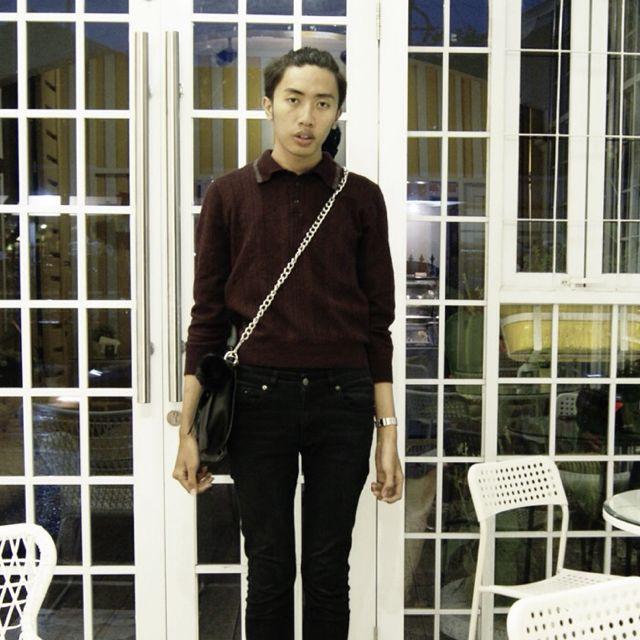 Pierre Cardin Polo Longsleeve Shirt