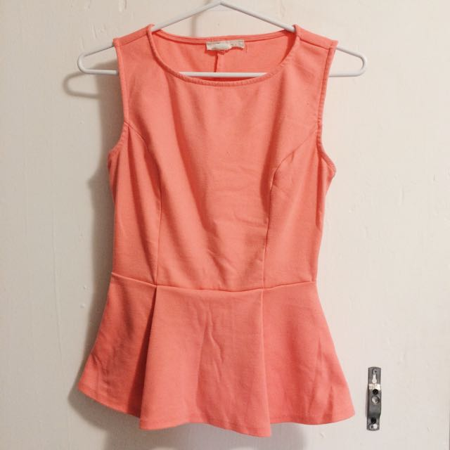Pink Top (Forever21)