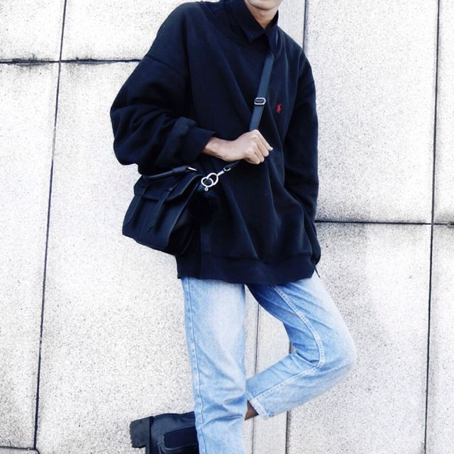 Polo Oversized Sweater