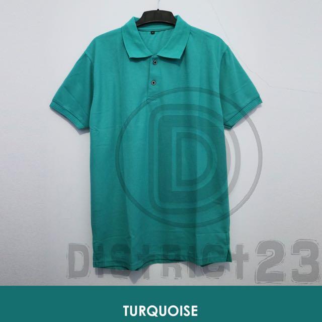 Polo Shirt / Kaos Polo UNISEX ( S - XXXL)