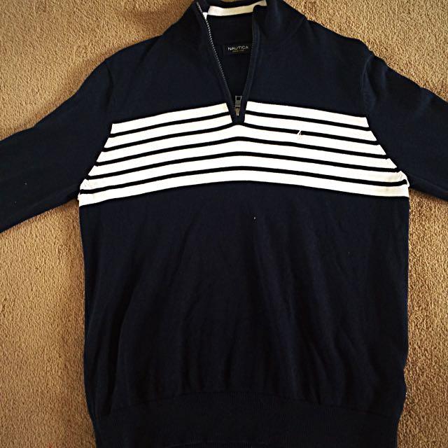Quarter-zip Sweater Nautica