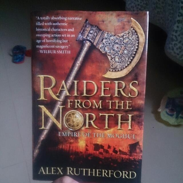 Raiders From The North with Dust Jacket