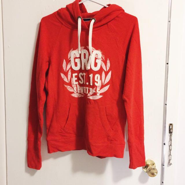 Red Sweater (Garage)