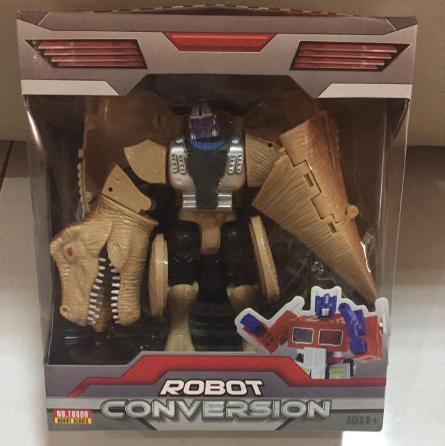 Robot Conversion