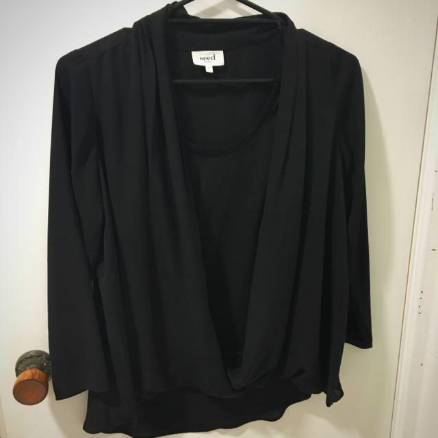 Seed Women's shirt Sz8